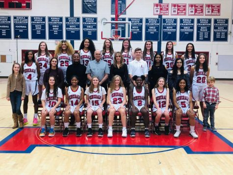 The 2019-2020 Lady Generals