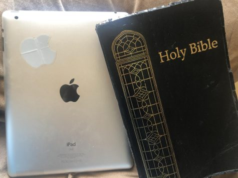 Necessities for most online church services going on.