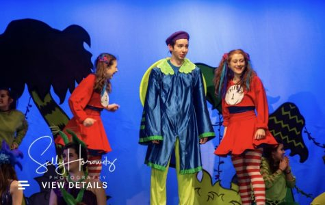Harrison Hancock in Seussical the Musical (2019).