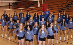 The 2020 Lafayette Volleyball Team