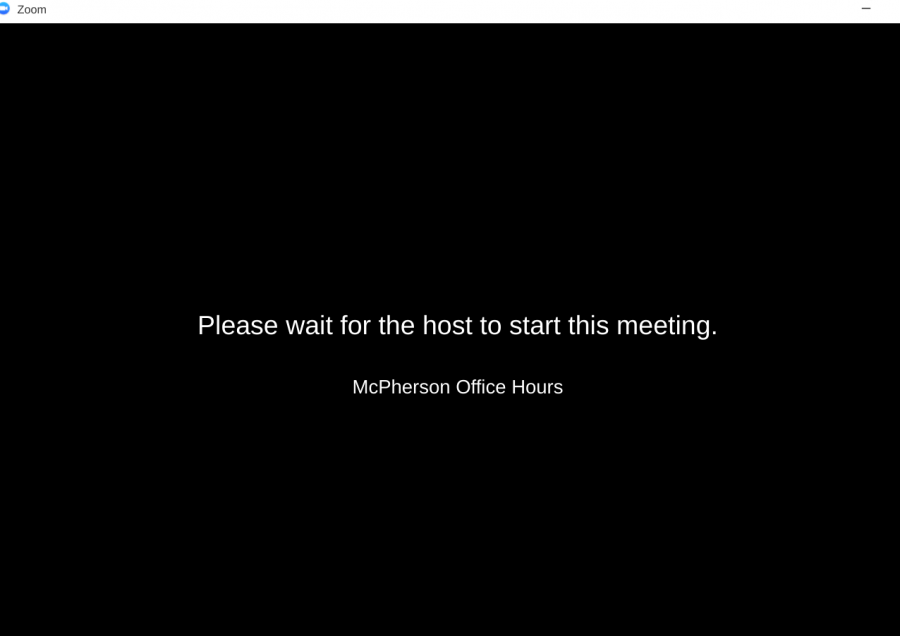 Mrs. McPherson's Office Hours