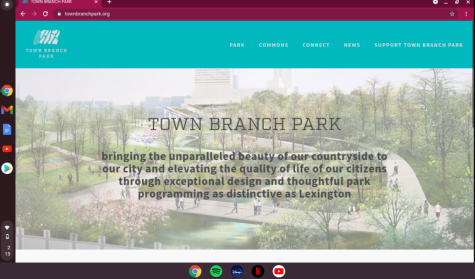 Here, you can see is the offcial website of the park. It has all the  information that you need, and has all the answers to the questions you could possibly have. This picture is another screenshot from the park