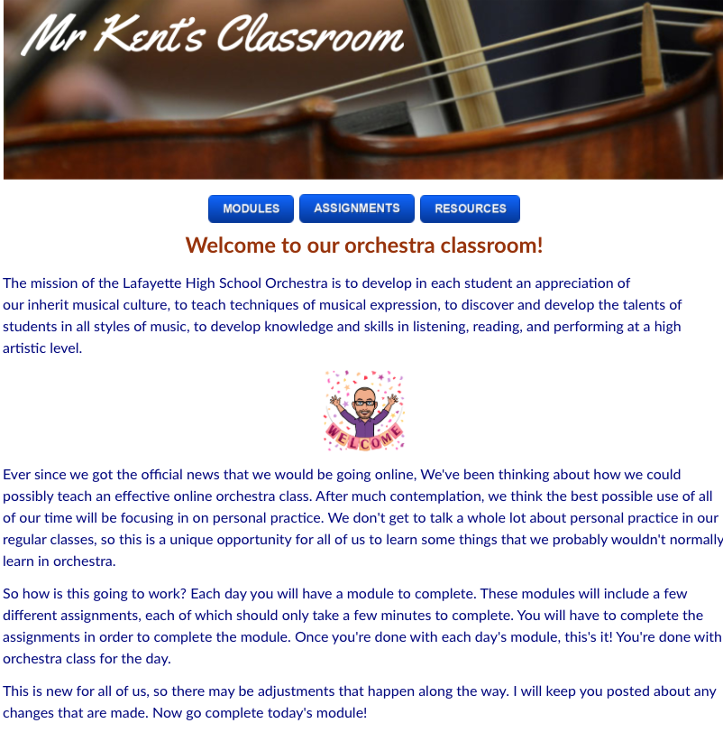 When+orchestra+students+log+into+their+class+for+the+day%2C+this+is+the+homepage+they+see.+It+portrays+convenient+shortcuts%2C+including+to+the+live+calls+%28not+shown+here%29