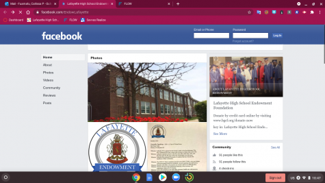 Lexington, Ky. The Lafayette Endowment Facebook page. Like the page for updates about the new Endowment.