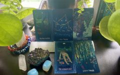 Prisma Visions Tarot Deck by James R. Eads, Card Pull of the Week
